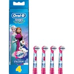 Oral-B Stages Power Frozen Borsthuvud Refill 4-pack
