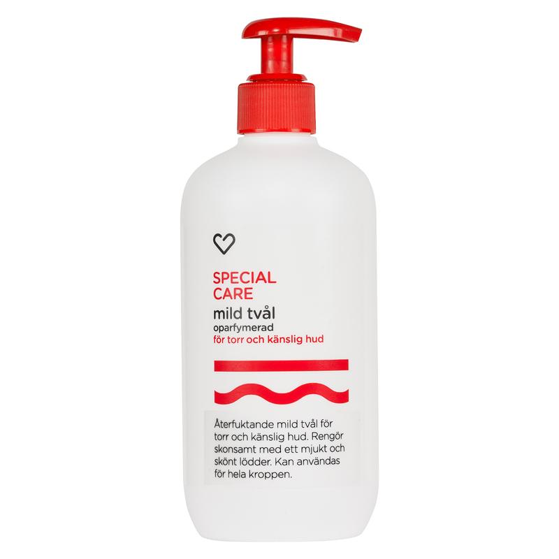 aco special care mjukgörande hudkräm 250 ml