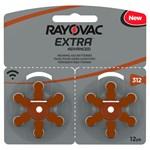 Rayovac Extra Advanced Act 312 12 st
