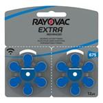 Rayovac Extra Advanced Act 675 12 st