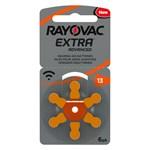 Rayovac Extra Edvanced Act 13 6 st