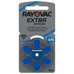 Rayovac Extra Advanced Act 675 6 st