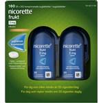Nicorette Frukt komprimerad sugtablett 2 mg 160 st