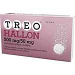 Treo Hallon brustablett 500mg/50mg, 60 (3x20) st