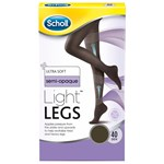 Scholl Light Legs Tights Svart 40 den