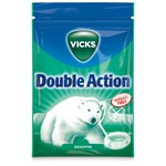 Vicks Double Action Sugar Free 72 g