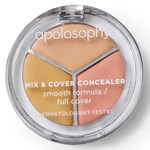 Apolosophy Cover All Mix 3x15 g