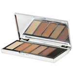 Apolosophy Eyeshadow Palette 02 Cool Ivory to Sharp Charcoal
