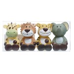 Teddykompaniet Diinglisar Wild Badleksaker 4 st