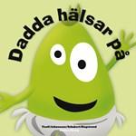 Teddykompaniet Babblarna Dadda hälsar på Bok