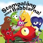 Teddykompaniet Babblarna Stompalong med Babblarna Bok