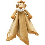 Teddykompaniet Diinglisar Wild Snuttefilt Lejon