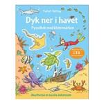 Dyk Ner i Havet Pysselbok med Klistermärken