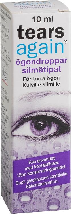 TearsAgain Ögondroppar 10 ml