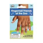 NPW Nagelklistermärke Zoo
