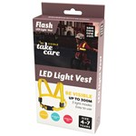 Save Lives Now Flash Led Light Vest Barn