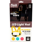Save Lives Now Flash Led Light Vest