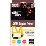 Save Lives Now Flash Led Light Vest Barn