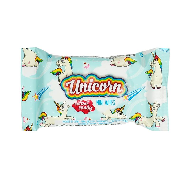 NPW Våtservett Unicorn 10 st