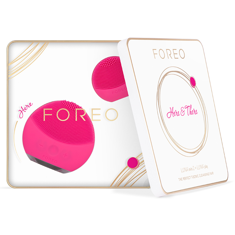 Foreo Gift Set Here & There