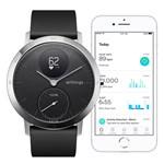 Withings Steel HR Black 40 mm smart watch