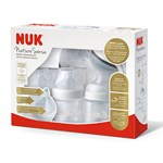 NUK Nature Sense Breast Feeding Set