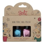 Sati Nagellack 2-pack Mint & Berrie