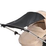 Reer Solskydd för barnvagn svart