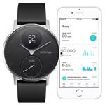 Withings Steel HR Black 36 mm smart watch