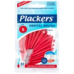Plackers Dental Brush S 0,5 mm 32 st