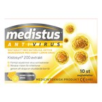 Medistus Sugtablett Antivirus Honey Lemon 10 st