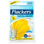 Plackers Dental Brush L 0,7 mm 32 st