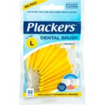 Plackers Dental Brush L 0,7 mm 32 st