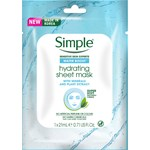 Simple Sheet Mask Water Boost 21 ml
