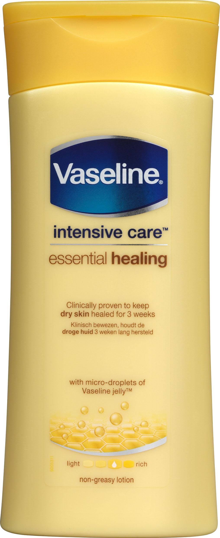Vaseline Hudkräm Essential Healing 200 ml