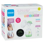 MAM 2in1 Electric & Manual Breast Pump 1 st