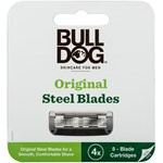 Bulldog Original Steel Blades Rakblad 4 st