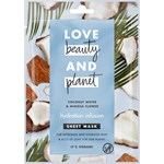Love Beauty & Planet Sheet Mask Hydration Infusion 21 ml