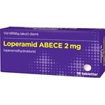 Loperamid ABECE Tablett 2 mg 16 st