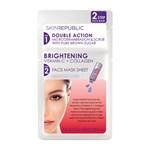 Skin Republic 2 Step Vitamin C + Collagen Face Mask