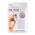 Skin Republic Gold Aquagel Under Eye Patch 2 st