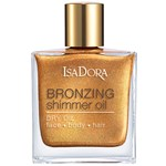 Isadora Bronzing Shimmer Oil for F-B-H Gold