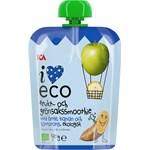ICA I Love Eco Frukt & Gröntsmoothie Sötpotatis Banan Äpple 90 g
