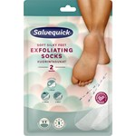 Salvequick Exfoliant Socks 1 par