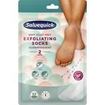 Salvequick Exfoliant Socks 1 par