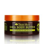 Tree Hut Hydrating Shea Body Butter Coconut Lime 198 g