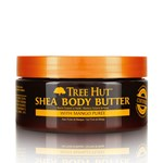 Tree Hut Hydrating Shea Body Butter Tropical Mango 198 g