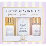 DeoDoc 3-Step Shaving Kit