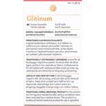 Florealis Glitinum 30 kapslar för att förebygga migränhuvudvärk