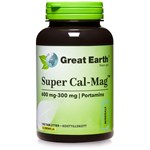 Great Earth Super Cal-Mag 100 tabletter